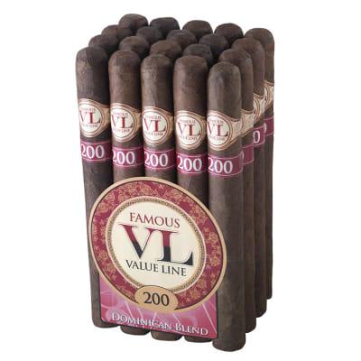 Value Line Dominican #200 Churchill-CI-VD2-CHUM - 400