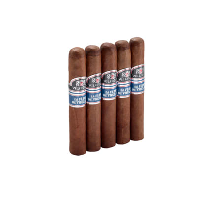 La Flor De Ynclan Robusto 5 Pack-CI-VFY-ROBN5PK - 400