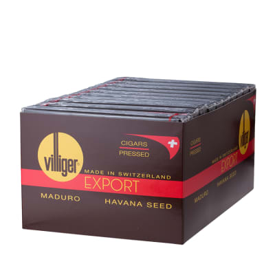 Villiger Export Maduro 10/5-CI-VLE-EXPMPK - 400