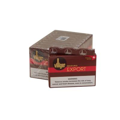 Villiger Export Maduro 10/5 - CI-VLE-EXPMPK