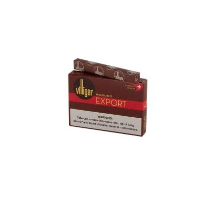 Villiger Export Maduro (5)-CI-VLE-EXPMPKZ - 400