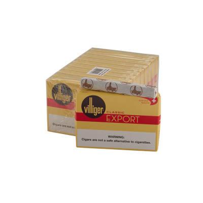 Villiger Export Sumatra 10/5-CI-VLE-EXPNPK - 400