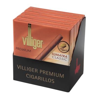 Villiger Premium No. 10 Sumatra 5/10-CI-VLG-10SUMPK - 400
