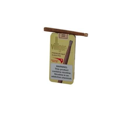 Villiger Premium No. 6 Sumatra (10)-CI-VLG-6SUMPKZ - 400