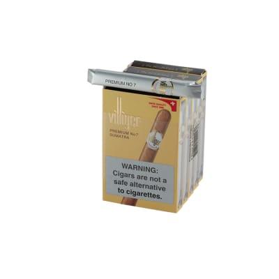 Villiger Premium No. 7 5/5-CI-VLG-7NPK - 400