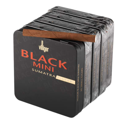 Villiger Black Sumatra Filter 5/20-CI-VLG-MINFBLK - 400