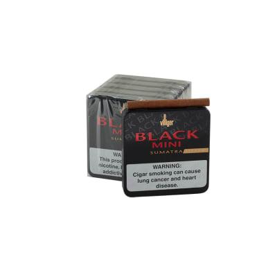Villiger Black Sumatra Filter 5/20 - CI-VLG-MINFBLK