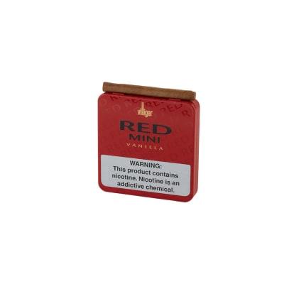 Villiger Red Vanilla (20)-CI-VLG-MINREDZ - 400