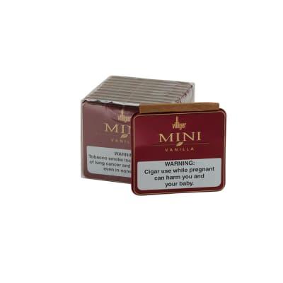 Villiger Mini Vanilla 10/10 - CI-VLG-MINVAN