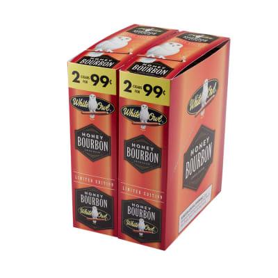 White Owl Honey Bourbon 30/2-CI-W99-HBOUR - 400