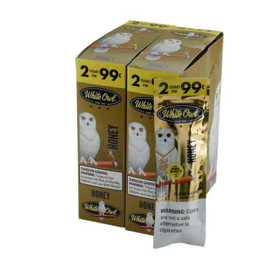White Owl Honey 30/2-CI-W99-HONEY - 400