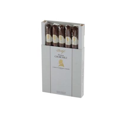 Winston Churchill Petit Corona 5 Pack-CI-WCH-ARTNPK - 400