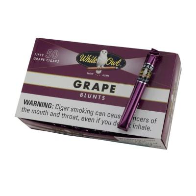 White Owl Blunts Grape Foil Fresh-CI-WHI-BLUNGRP - 400