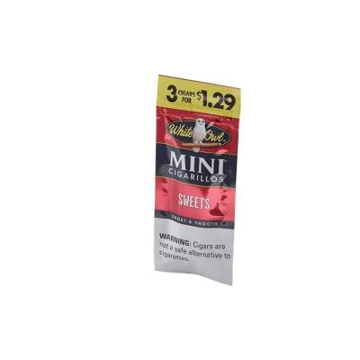White Owl Mini Cigarillo Sweets (3)-CI-WMI-SWEETZ - 400