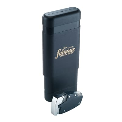 Famous Cigar Case And Lighter-GS-CXC-LGCASE - 400