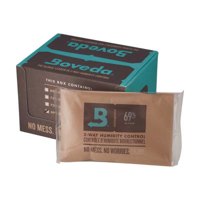 Boveda 69% Humidity 12 Pack - HD-BOV-69PK