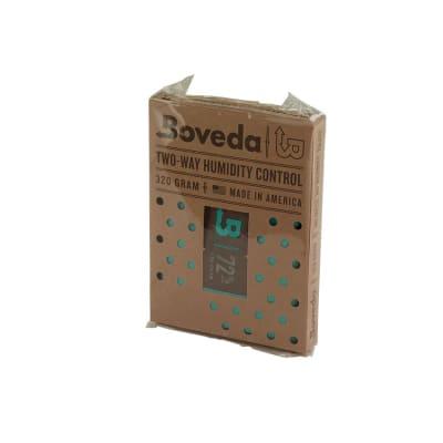 Boveda 72% 320 Gram Single Pack - HD-BOV-72320PKZ