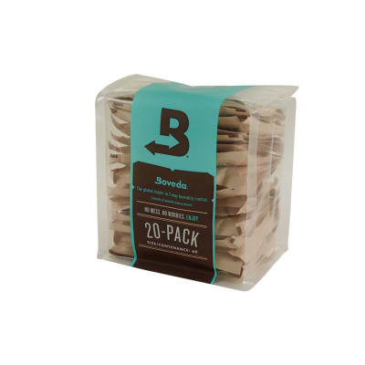Boveda 72% 20 Count Bulk Bag - HD-BOV-72BULK