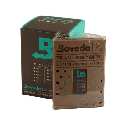 Boveda 75% 320 Gram 6 Pack - HD-BOV-75320PK