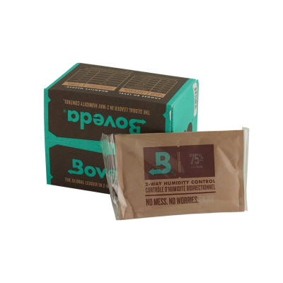 Boveda 75% Humidity 12 Pack-HD-BOV-75PK - 400