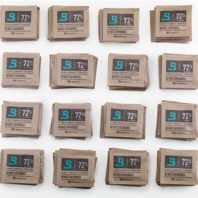 Boveda 72% Humidity 300 Count 8 Gram Packets - HD-BOV-8G72PK