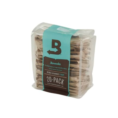 Boveda 84% Seasoning 20 Count - HD-BOV-SEABULK
