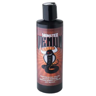 The Monster Venom PG Solution 8 ounce bottle-HL-FVH-VENOM - 400