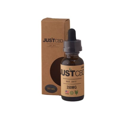 Just CBD Honey Tinctures 250mg-HT-JUS-RH250 - 400