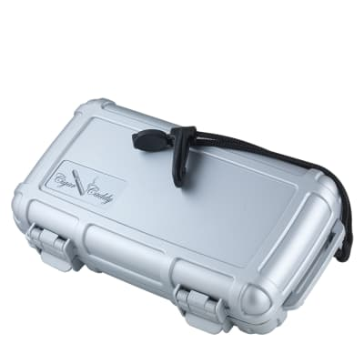 Cigar Caddy 3400-R Silver - HU-CCA-5SIL