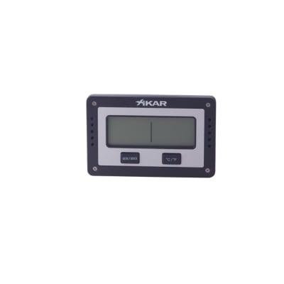 Xikar Rectangular Hygrometer - HY-XHU-833XI