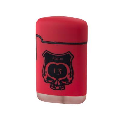 Asylum Lighter Red - LG-ASY-RED