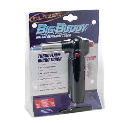 Blazer Big Buddy Table Top Torch Black - LG-BLA-BIGBBLK