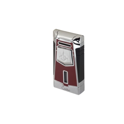Colibri Empire Red Single Flame Torch Cigar Lighter-LG-COL-EMPRED - 400