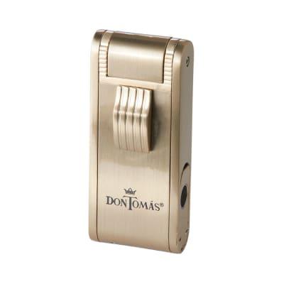 Don Tomas Logo Lighter - LG-DTA-GOLD