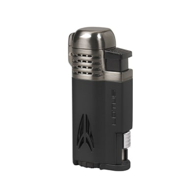 Lotus Defiant Black/Gunmetal-LG-LTS-DEFBLK - 400