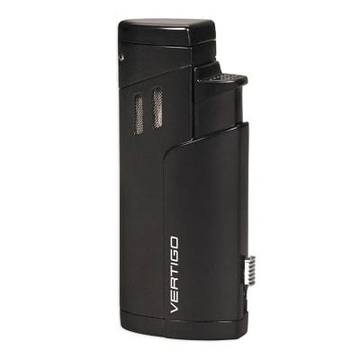 Vertigo Excaliber Lighter Black Matte - LG-VRT-EXCBLK