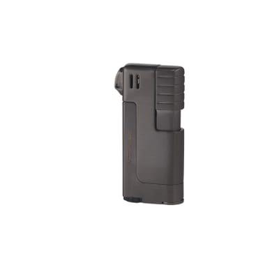 Vertigo Governor Pipe Lighter Gunmetal - LG-VRT-GOVGUN