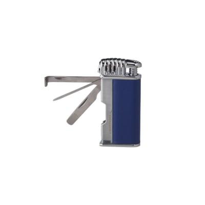Vertigo Puffer Pipe Lighter Blue - LG-VRT-PUFFBLU