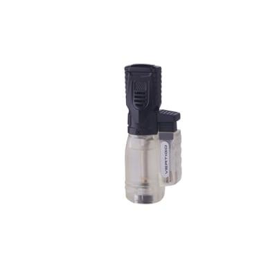 Vertigo Venom 2 Triple Flame Lighter Clear - LG-VRT-VENCLR