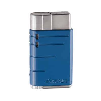 Xikar Linea Single Flame Blue-LG-XIK-503BL - 400