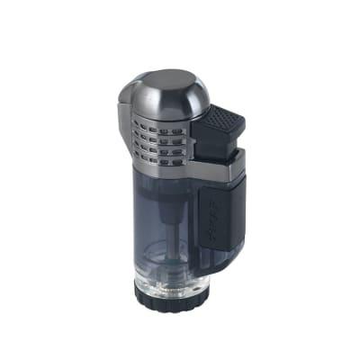Xikar Tech Quad Flame Black - LG-XIK-528BK