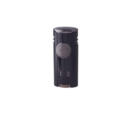 Xikar HP4 Quad Flame Lighter - LG-XIK-574BK