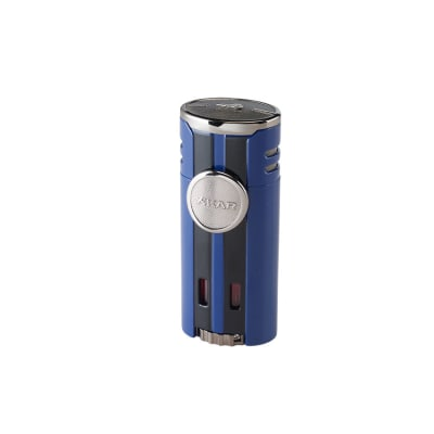 Xikar HP4 Quad Flame Lighter - LG-XIK-574BL