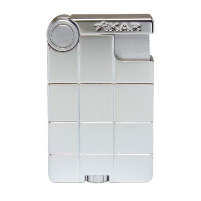 Xikar EX Windproof Chrome Silver-LG-XIK-580CS - 400