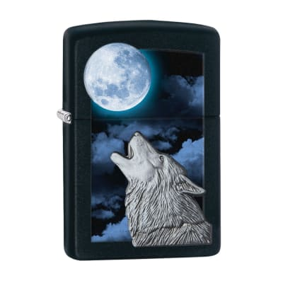 Zippo Howling At The Moon - LG-ZIP-28879