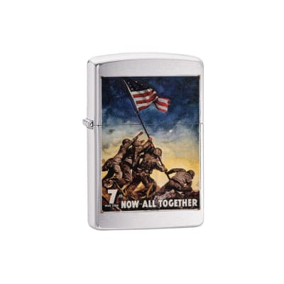 Zippo Now All Together - LG-ZIP-29596