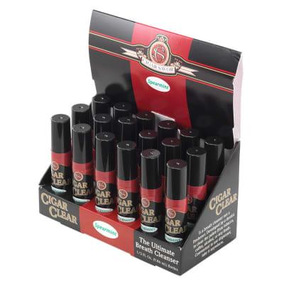 Cigar Clear Breath Spray 18 count - MI-CSA-BREATH