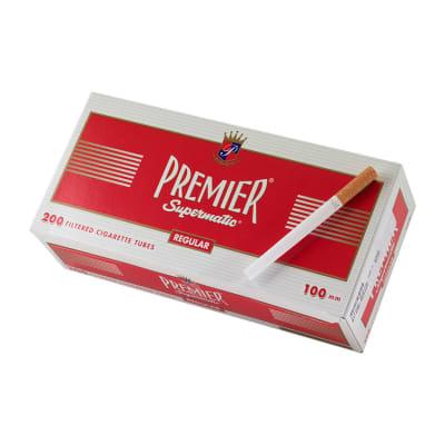 Premier Regular 100's Tubes - RT-PRE-REG100