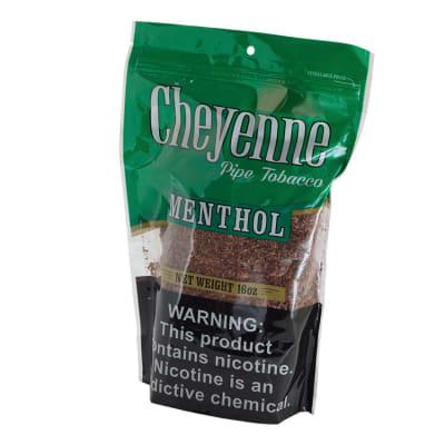 Cheyenne Pipe Tobacco Menthol 16oz. - TB-CHY-MENT