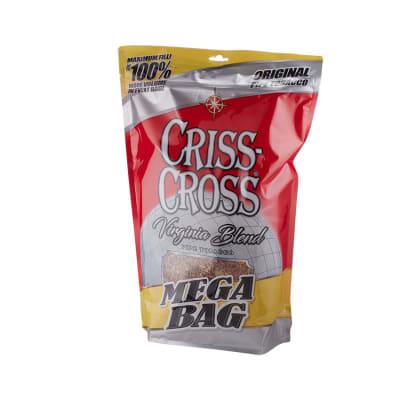 Criss Cross Mega Bag Original Pipe Tobacco 16 ounce-TB-CRI-MEGTOB16 - 400
